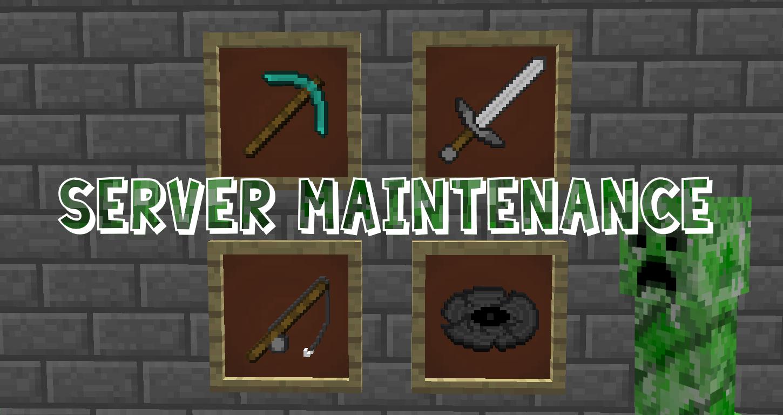 Image result for server downtime minecraft